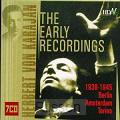 7cd The Early Recordings 1938-45