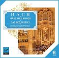 6CD / Sacred works mass in B minor