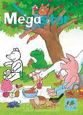 Kikker megastar picknick kleurboek