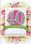 WK 40 jaar getrouwd