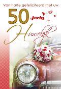 50 jaar getrouwd