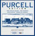 4cd/Purcell Edition (Indian Queen e.a.)