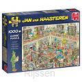 De Bibliotheek Jan van Haasteren 1000 st