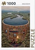 Bibliodam - puzzel 1000 st