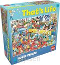 Puzzels That's Life Office 1000 st