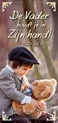 De Vader houdt je in Zijn hand