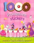 1000 prinsessen stickers