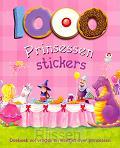 1000 prinsessen stickers