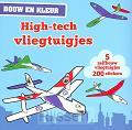 High tech vliegtuigjes