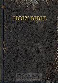 Engelse Bijbel KJV + Metr. Psalms E2