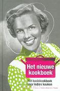 Nieuwe kookboek