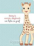 Baby's eerste dagboek met Sophie de gira