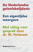 De Nederlandse geloofsbelijdenis POD
