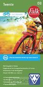 Falk VVV fietskaart 08 Twente