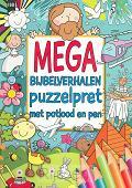 Mega - puzzels, platen, Bijbelverhalen