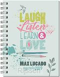 Max Lucado agenda 2019 Laugh, Listen & L