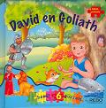 David en Goliath bijbelpuzzelboek