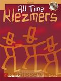 All Time Klezmers + CD - clarinet