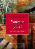 Psalmenpalet 12 wenskaarten