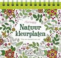 Feel happy natuur kleurplaten