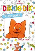 Dikkie Dik - Kleurboek