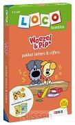 Loco bambino Woezel & Pip pakket letters