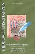 Zakwoordenboek Bijbelwetenschappen