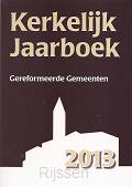 Kerkelijk jaarboek 2013 Geref Gemeenten