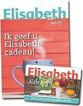 Cadeaukaart Elisabeth 10 nummers