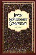 Jewish NT commentary colour hardcover