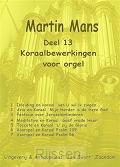 Martin Mans Deel 13 Koraalbewerkingen
