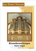 Koraalbewerkingen voor orgel deel 3