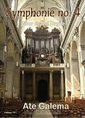 Symphonie no. 4 pour Grand Orgue