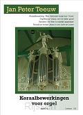 Koraalbewerkingen voor orgel deel 6 (Pas