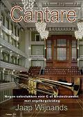 Cantare (solo en orgel)