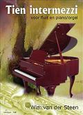 Tien Intermezzi voor fluit en piano/orge
