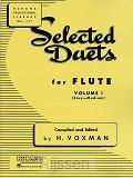 Selected Duets Flute Vol. 1