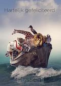 Hartelijk gefeliciteerd  Ark van Noah