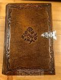 Luxe Bijbel mi.29 ZS23 Licht leer