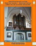 Vaderlandse Liederen Voor Orgel