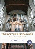 Psalmbewerkingen Voor Orgel Deel 4