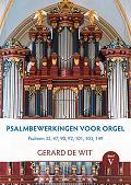 Psalmbewerkingen voor orgel Deel 5