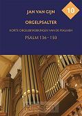 Orgelpsalter 10