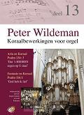Koraalbewerkingen voor orgel deel 13